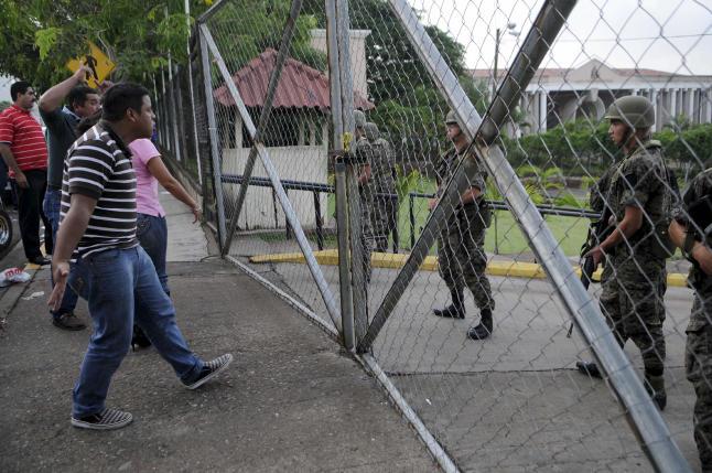 HONDURAS-CONSTITUCION