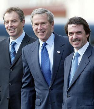 Aznar es responsable de la muerte de miles de iraqu�es