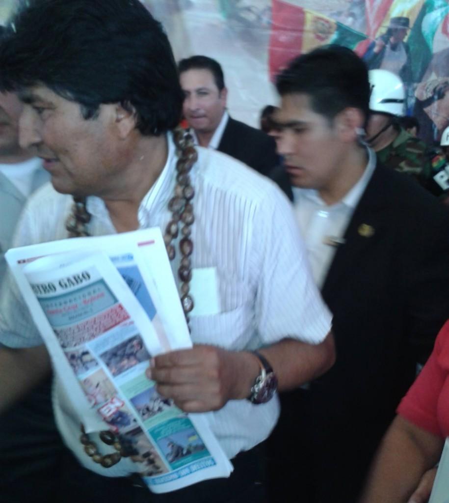 Visi�n Z Internacional de Bolivia