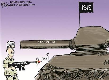 �Qui�n ha armado al Estado Isl�mico?