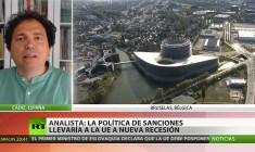 La pol�tica de sanciones podr�a llevar a la UE a una nueva recesi�n