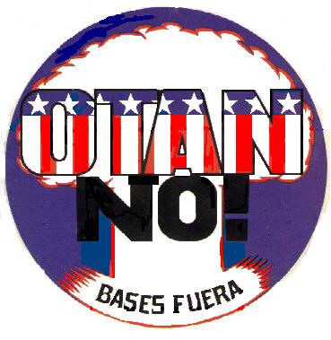 Manifiesto NO A LA GUERRA � NO A LA OTAN