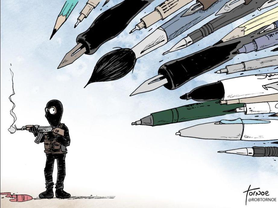 La Islamofobia y los atentados de Francia