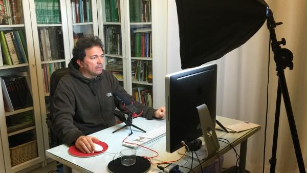 Entrevista en Red Manab� al Instante II