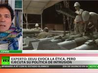 Gobierno espa�ol negocia con EE.UU. el aumento de tropas en la base de Mor�n