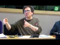 La seca del alcornocal, al Parlamento Europeo