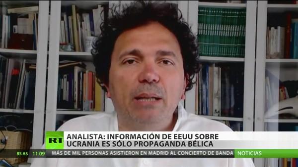 El jefe de la inteligencia francesa: EE.UU. minti� sobre la invasi�n rusa de Ucrania