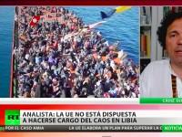 La UE elabora medidas para evitar la muerte de inmigrantes en el Mediterr�neo