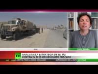 """""""La estrategia de EE.UU. contra el Estado Isl�mico es un absoluto fracaso"""""""