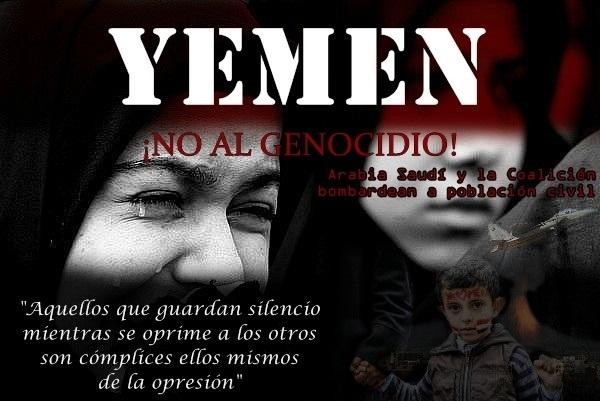 Plataforma por Yemen