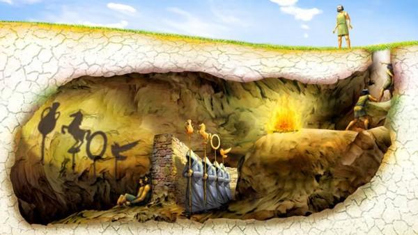 Tamer Sarkis. Grecia: trascendiendo la Caverna